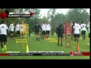 MILANELLO | Afternoon training 1682014 | part 1