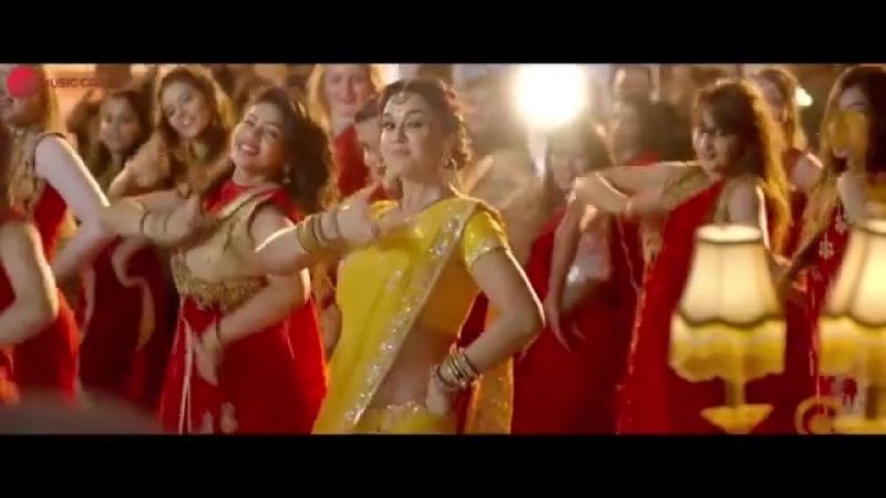 Песня Sleepy sleepy akhiyan jaga ke maine rakhiyan! из фильма Bhaiaji - Санни Деол , Прити Зинта