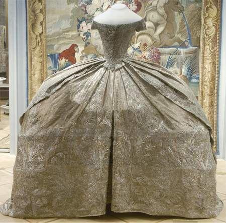Wedding Dress Of The Future Empress Catherine II Great