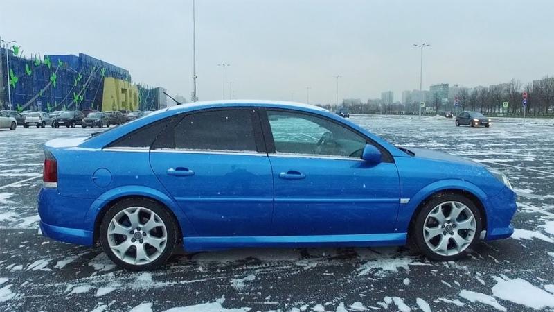 Мой Opel Vectra OPC