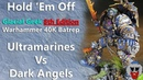 Ultramarines VS Dark Angels - 8th Edition Warhammer 40K Batrep - 1,500pts
