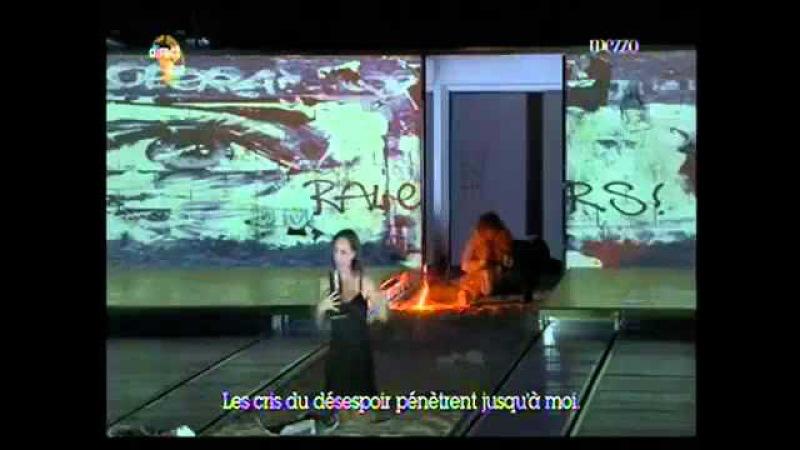 Nadja Michael's performance in Cherubini's opera Médée FINALE 1