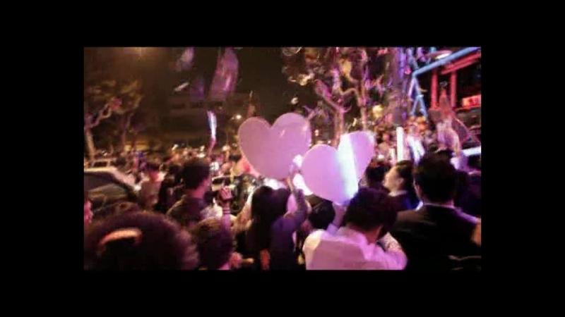 Zina Punx video promotion Mirai song japanese