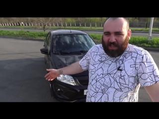 ASATA channel. Lada Granta Sport - Спортивный Ишак