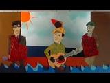 Jake La Botz - Hobo on a Passenger Train (Official Video)