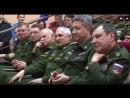 Кызыл, 2018 г. Министр обороны РФ С.К.Шойгу ответил на вопросы студентов