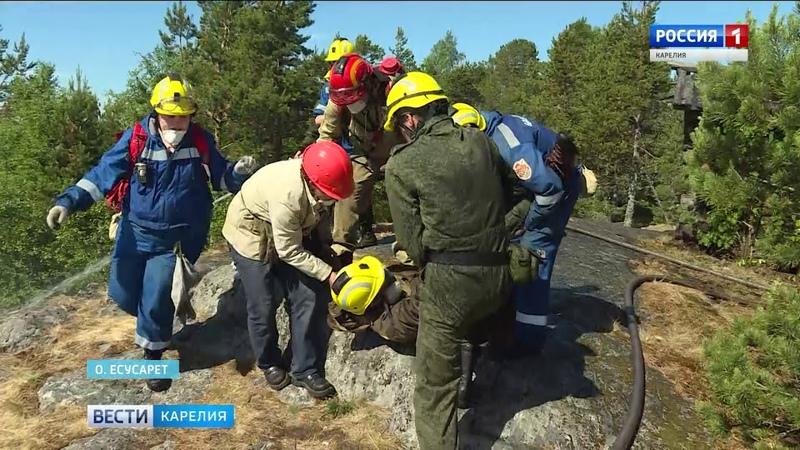 Как стать добровольным пожарным