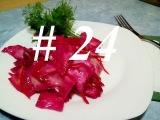 # 24 Лепестки капусты по-корейски (рецепт)