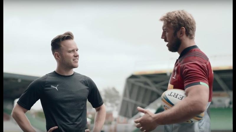 Olly Murs - Do It Like Chris Robshaw [Episode 2]