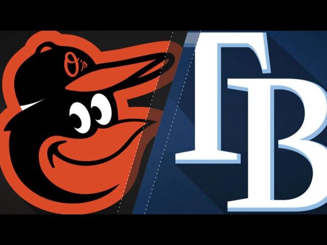 6/23/17: Rays homer three times in 15-5 win over O's
