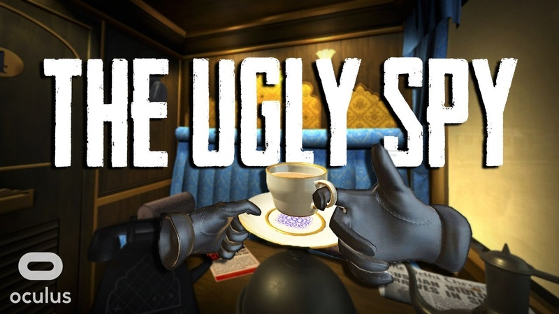 UGLY SPIES DONT DIE - I EXPECT YOU TO DIE VR - OCULUS RIFT