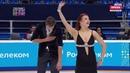 Екатерина Боброва / Дмитрий Соловьёв. гран-при России 2016. кт 2 74.92