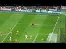 Я на матче Лиги Чемпионов: Реал - Ювентус. Второй гол Роналду.