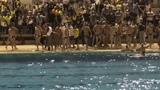 Как не надо себя вести в водном поло. Драка на чемпионате Каталонии