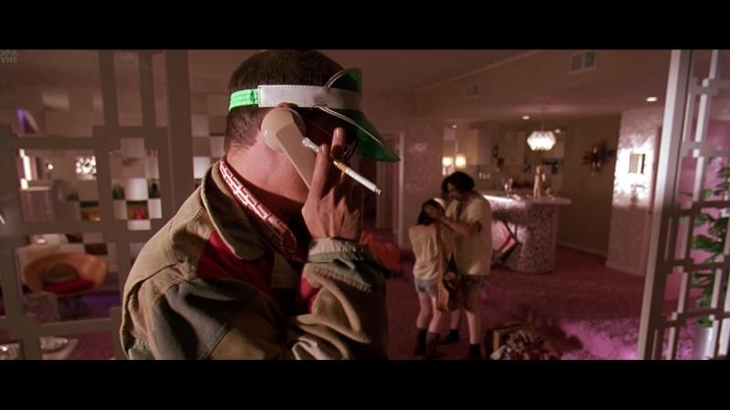 Страх и ненависть в Лас Вегасе Fear and Loathing in Las Vegas 1998 1080p Перевод DVO VHS