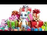 [v-s.mobi]Zoobe Зайка Красивое поздравление С Днем Рождения девушке!