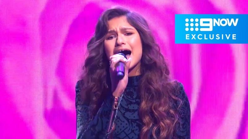 Bella Paige Changing The Voice Australia 2018