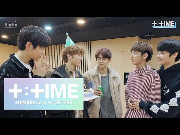 [T:TIME] Beomgyu's Surprise Birthday Party - TXT (투모로우바이투게더)