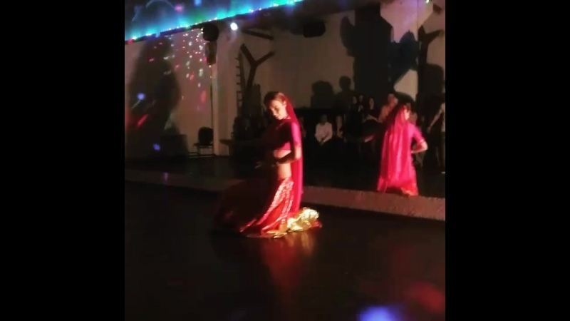 индийский танец в Сальса Кубана Кемерово