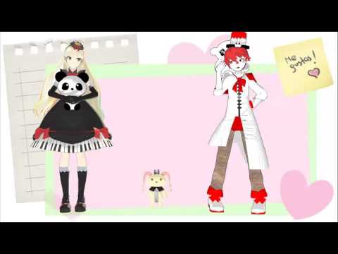 【FUKASE Ft MAYU】 「Suki, Kirai スキキライ」(Like, Dislike)【VOCALOID】