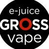 GROSS VAPE - жидкости для вейпа