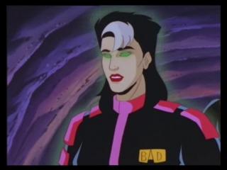 Космические Агенты 9 серия из 13 / Команда 22-Z / Bureau of Alien Detectors Episode 9 (1996)