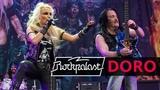 Doro live Rockpalast 2018