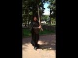 Косплей Д.Сноу с нашим мечом