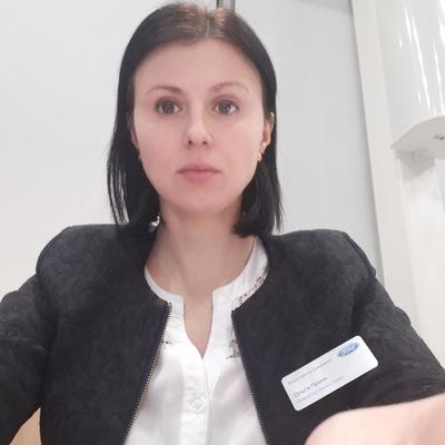 Ольга Пронь