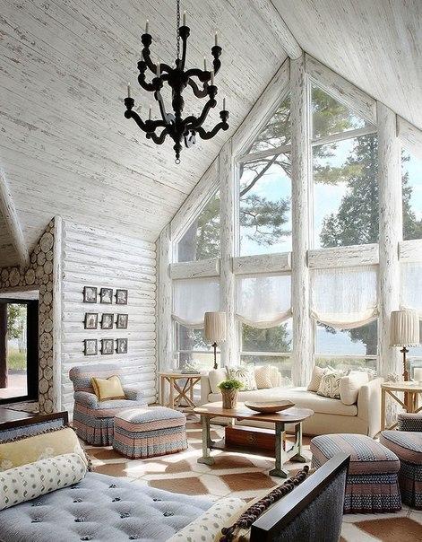 Потрясающий дом