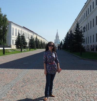 Эльвира Биарсланова, 28 сентября , Тольятти, id198759822
