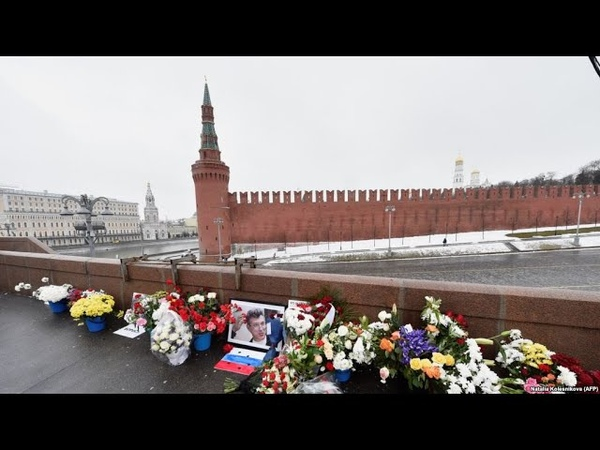 ♐Постановка Убийство Немцова на мосту♐