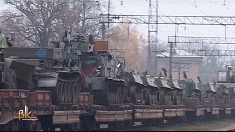 Воїни 26 артилерійської бригади повернулись із зони ООС