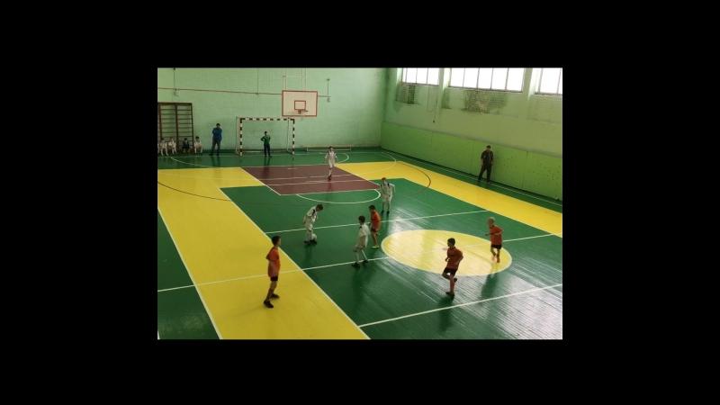 Чемпионат Ковровского района 07-08 гг. Салют- Атлант