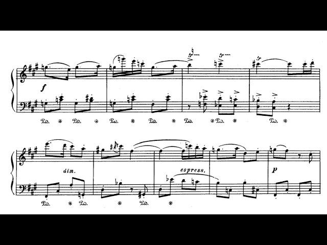 Shostakovich, 24 Preludes op.34 - Elisso Wirssaladze