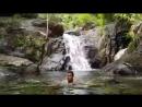 Водопады острова Ко Чанг, Тайланд.