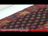 2000-летний текстиль культуры Паракас вернулся в Перу. Июнь, 2014