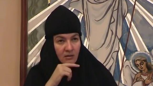 Монахиня о видах информации, воздействии рекламы и информационном шуме в общем.