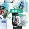 """11.08 (суббота) МК Альбом в стиле """"фристайл"""". Создание фона с нуля."""