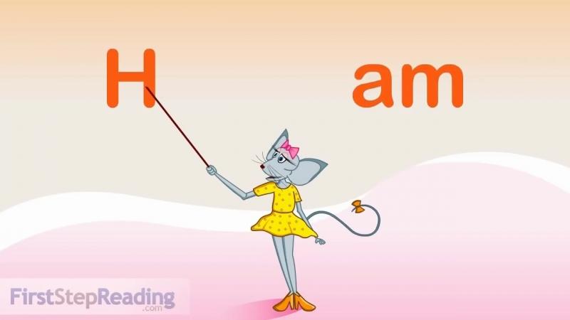 Three Letter Blending A - Short Vowels,Beginning Readers, Pre-Readers Phonics Lesson