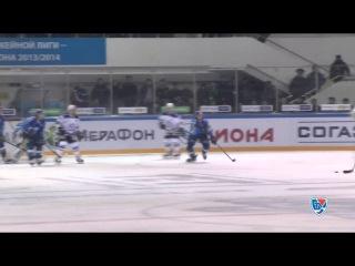 Барыс - Динамо Москва 4:3 SO