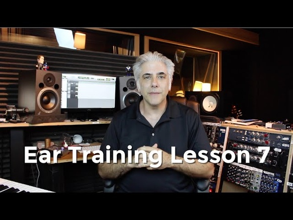 "Ear Training Lesson 7 - Ear Training Practice ""Compound Intervals"""