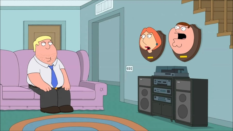 Family Guy - Hooked on a Feeling