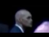 Охранник Обамы рептилоид?