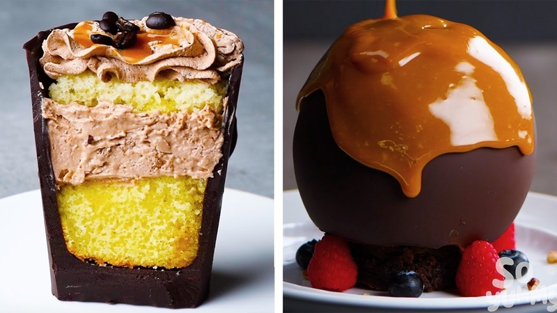 These amazing chocolate decoration ideas will warm your heart this fall Recipes by So Yummy
