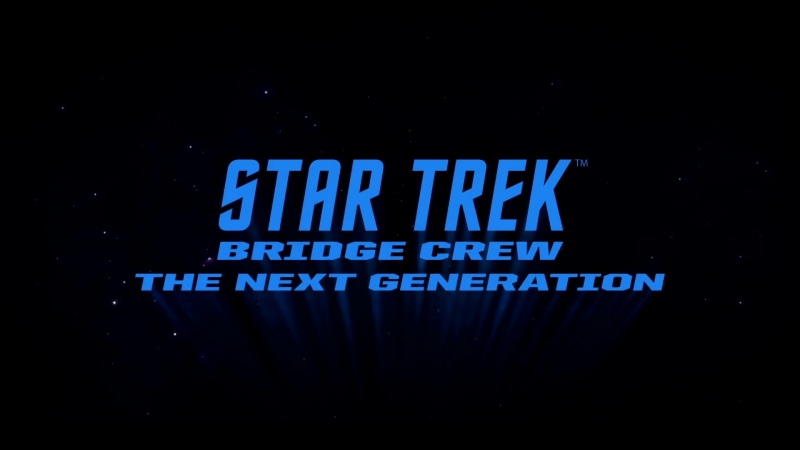 Star Trek Bridge Crew - The Next Generation DLC - Launch Trailer ¦ PS4, PS VR