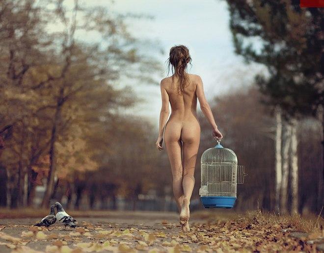 Фото голых девушек ню