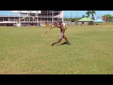 Javelin Throw - TRAINING - Olympic Champions Thomas Röhler and Keshorn Walcott