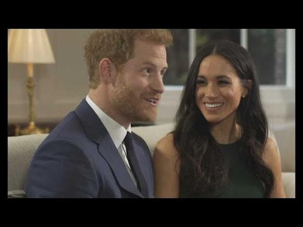 Meghan Markle et le prince Harry se confient sur leur première rencontre