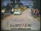Fiat 128, X 19 e Ritmo rally, pista e salita VIDEO SI